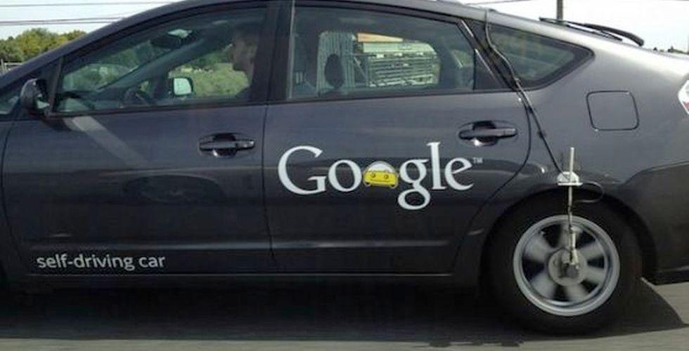Google har köpt sensorbolag för 715 miljoner kronor