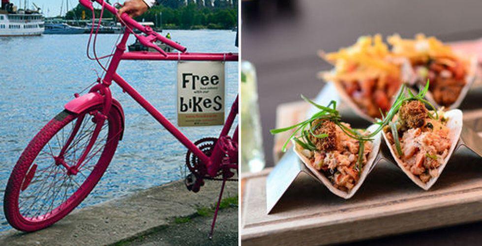 Breakit - Nu expanderar matappen Foodora och intar Uppsalas gator