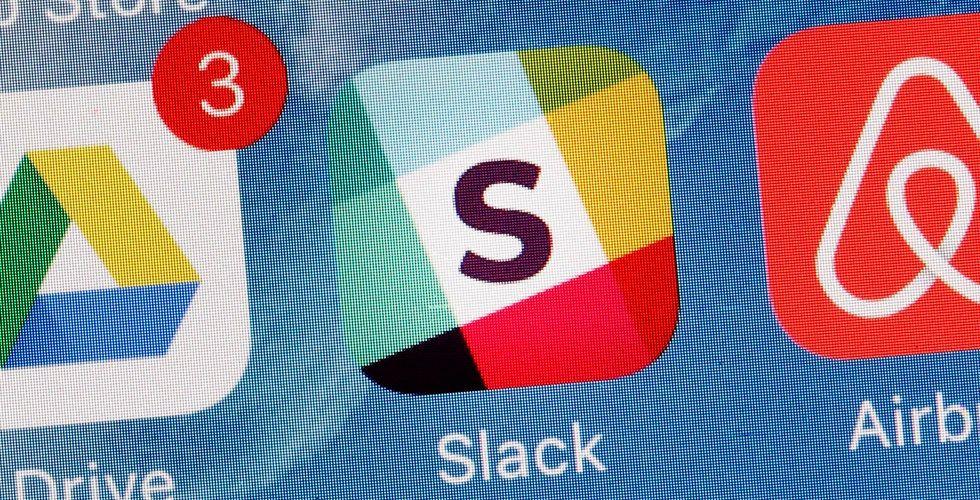 Slack planerar börsnotering den 20 juni