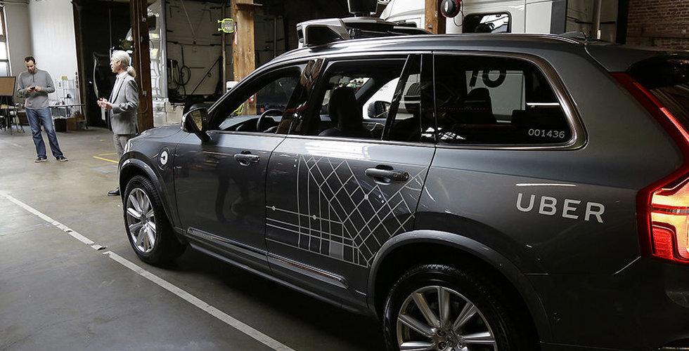 Efter dödliga kraschen – nu testas Ubers självkörande bilar på nytt