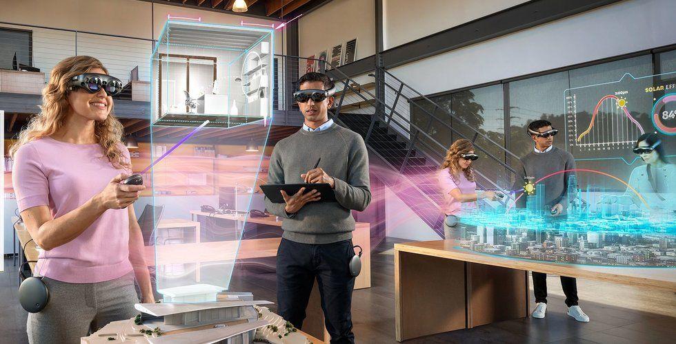 Magic Leap tillsätter tidigare Microsoft-chef som ny vd