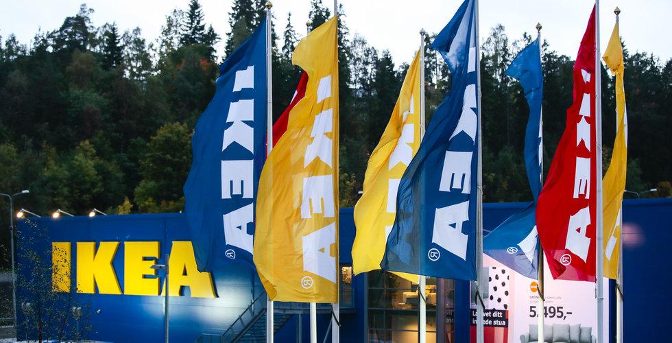 Ikea storsatsar på e-handel – vinsten kraftigt försämrad