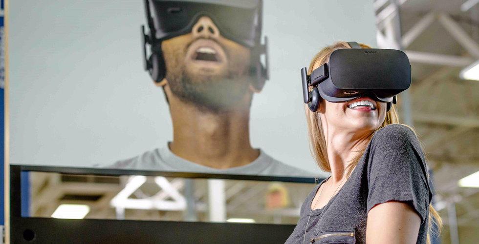 Succé för Fastouts nya VR-produkt