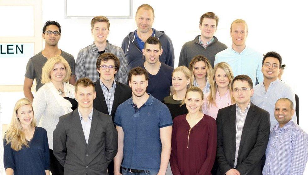 Think tar in nya bolag - åtta nya startups ska få fart i Helsingborg