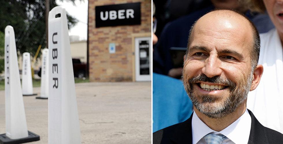 Uber varnade av konkurrenten – siktar på lägre värdering