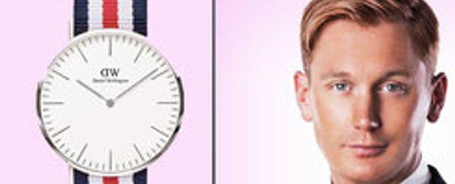 Daniel Wellington vinnare i rätten – Ur & Penn tvingas förstöra klockor