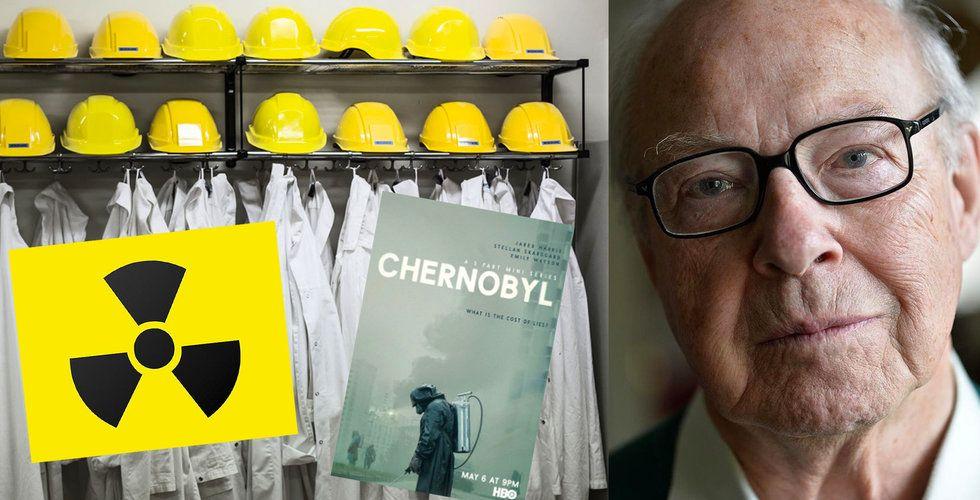 Hans Blix om klimathotet: Kärnkraften är mänsklighetens räddning