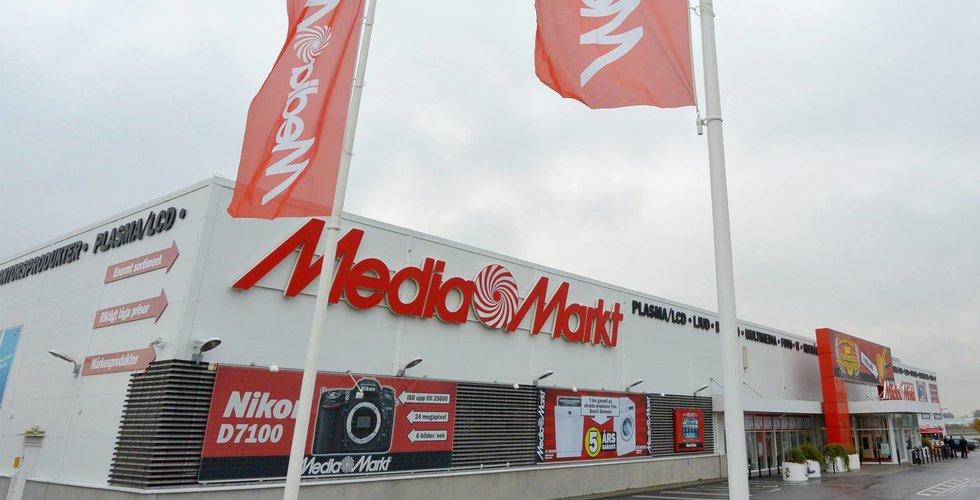 Mediamarkt krymper butiker för att möta ökad e-handel