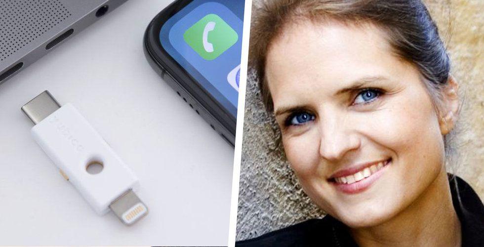 Yubico tar in kvarts miljard – värdet rusar på hennes techsuccé