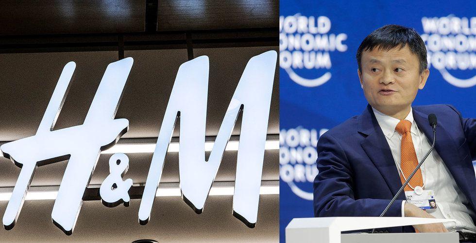 Breakit - H&M lanserar sitt budgetmärke på Alibabas webbplats Tmall