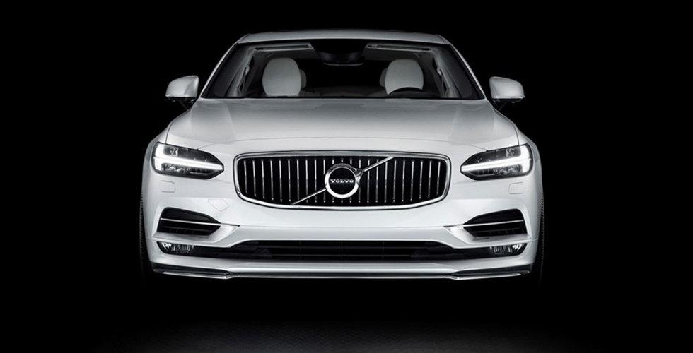 Volvo Cars köper Upplands Motor – ska storsatsa på att sälja online