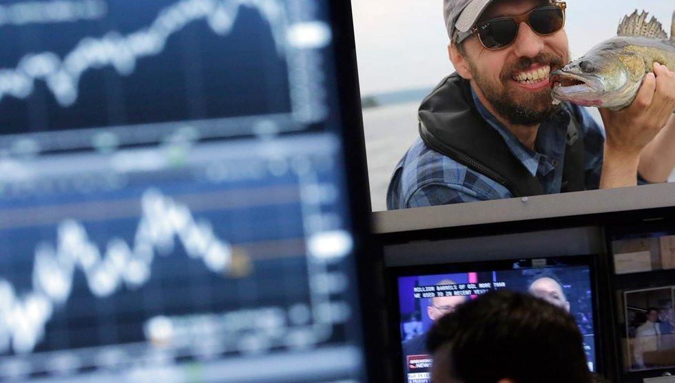 Börsraset hotar strypa kapitalet - entreprenörerna håller i pengarna