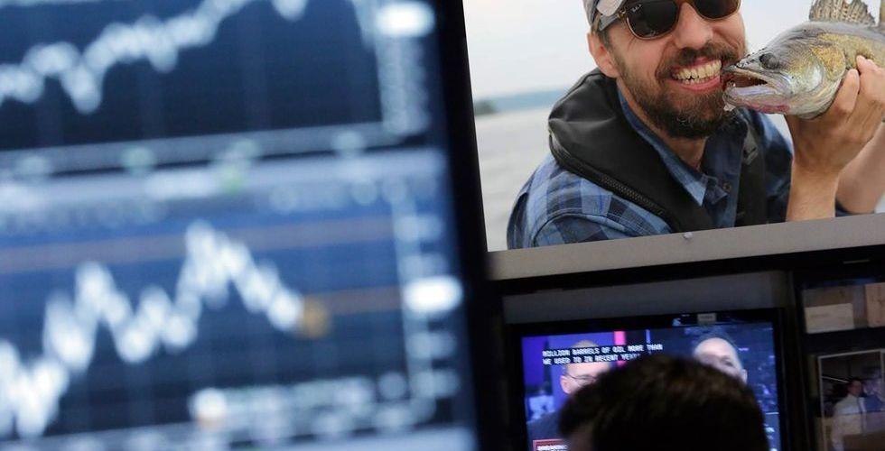 Breakit - Börsraset hotar strypa kapitalet - entreprenörerna håller i pengarna