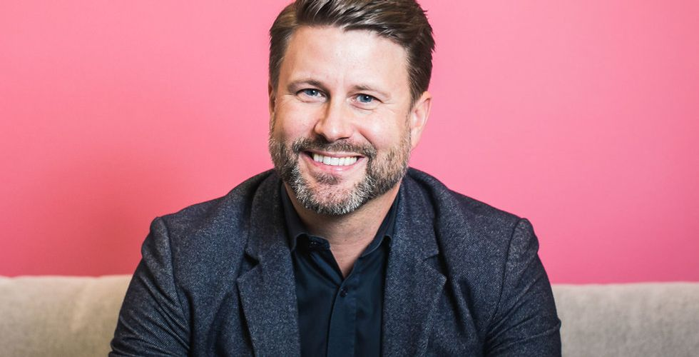 Breakit -  Nya startup-fonden misslyckades – nu satsar Daniel Laurén på crowdfunding