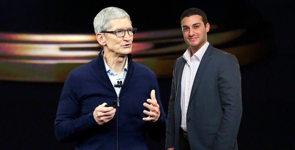 """Apple drar svensk startup till domstol: """"Vill kanske skrämmas?"""""""