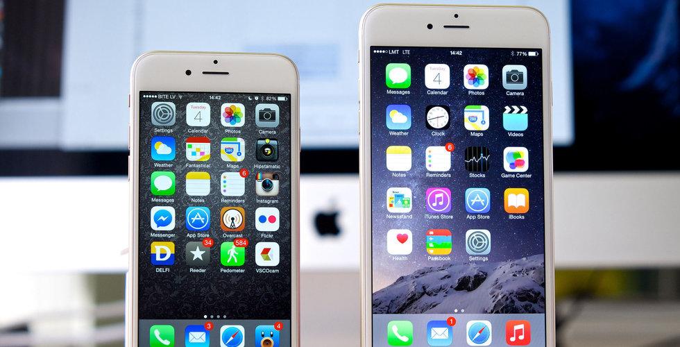 Då släpper Apple 5G-baserade Iphones