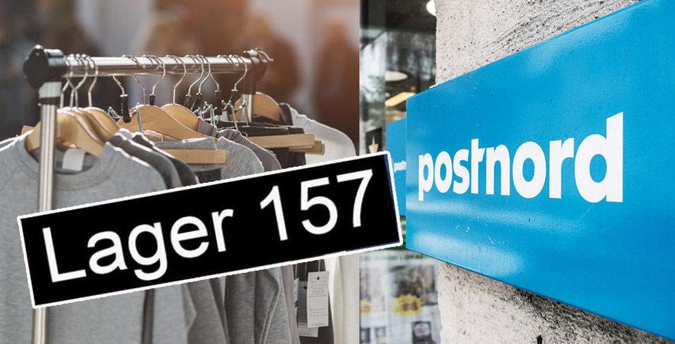 Lager 157 lanserar samma dag-leveranser i Stockholm