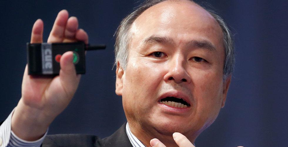 Breakit - SoftBanks vd vill investera över 7.000 miljarder i techsektorn