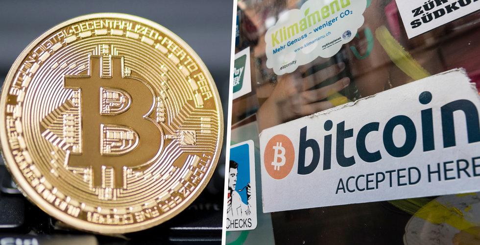Breakit - Bitcoin klev över ny magisk gräns – handlas för över 10.000 dollar