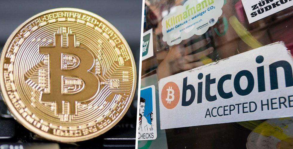 Bitcoin klev över ny magisk gräns – handlas för över 10.000 dollar