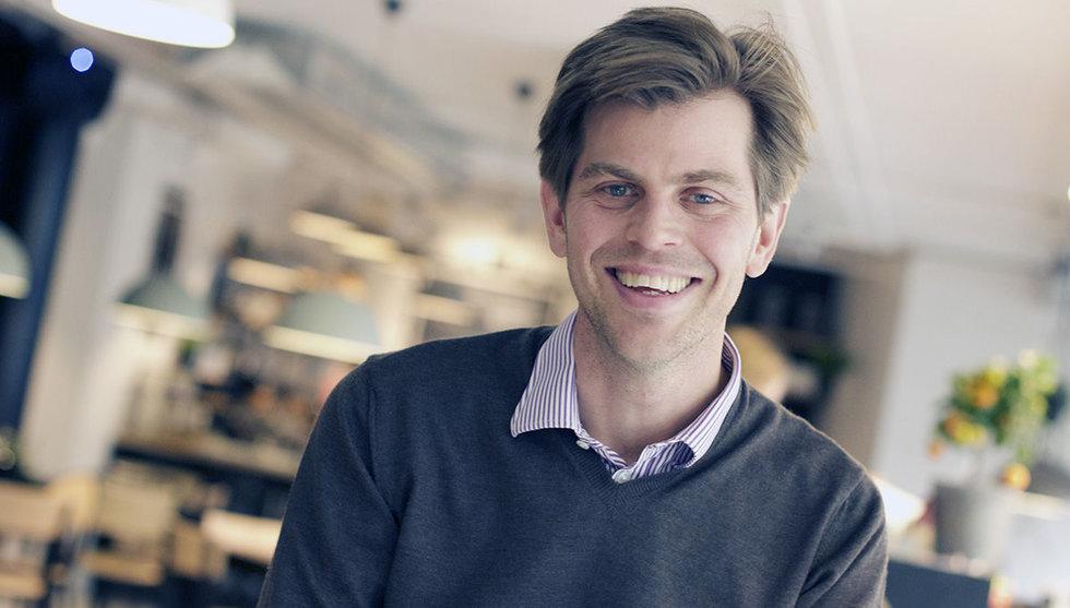 Breakit - Mattias Ljungman investerar miljarder ihop med Zennström