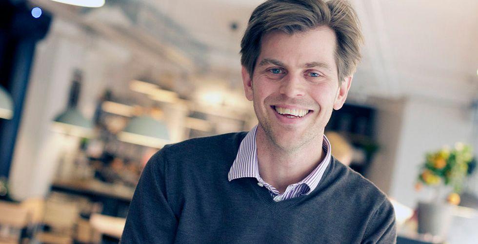 Mattias Ljungman investerar miljarder ihop med Zennström