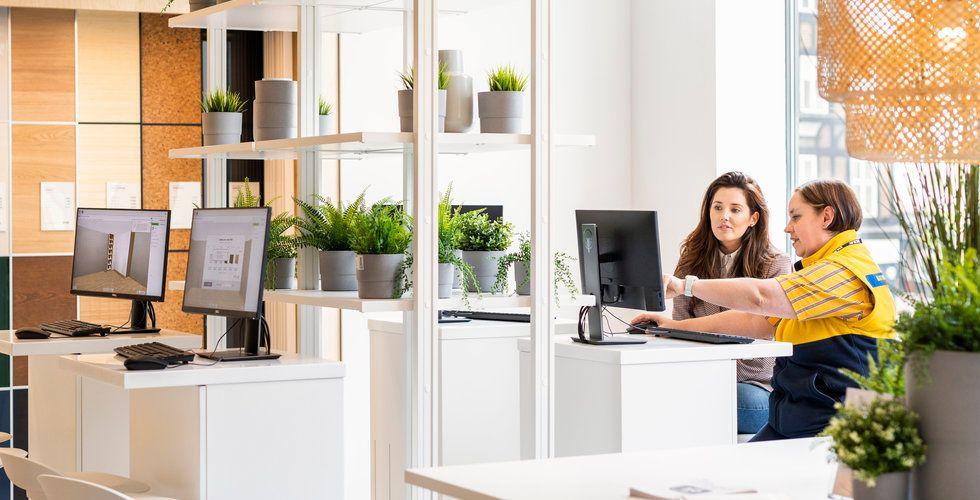 Ikeas nya satsning – butiker utan varor