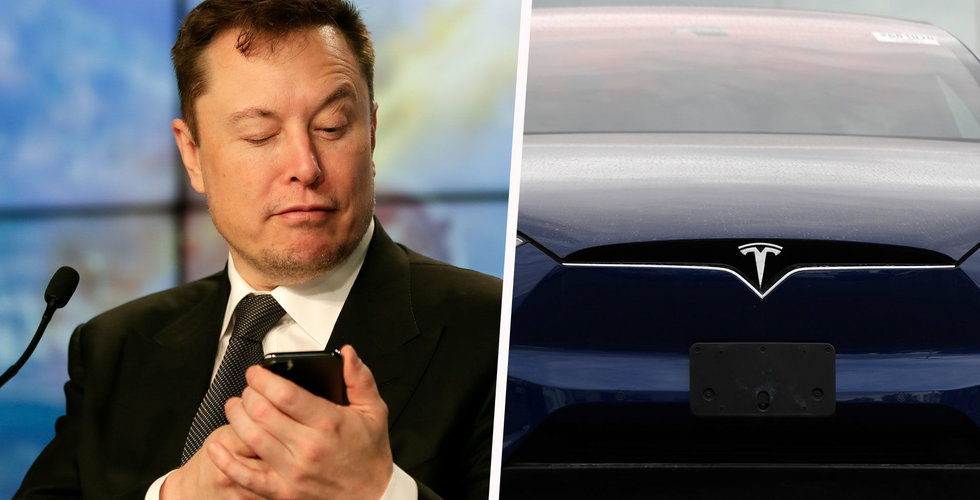 Tesla skjuter på årsstämma – på grund av corona