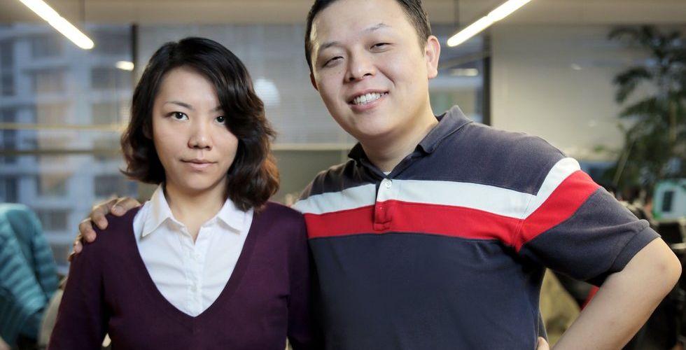 Okänt svenskt par bakom en av Kinas hetaste dejting-appar