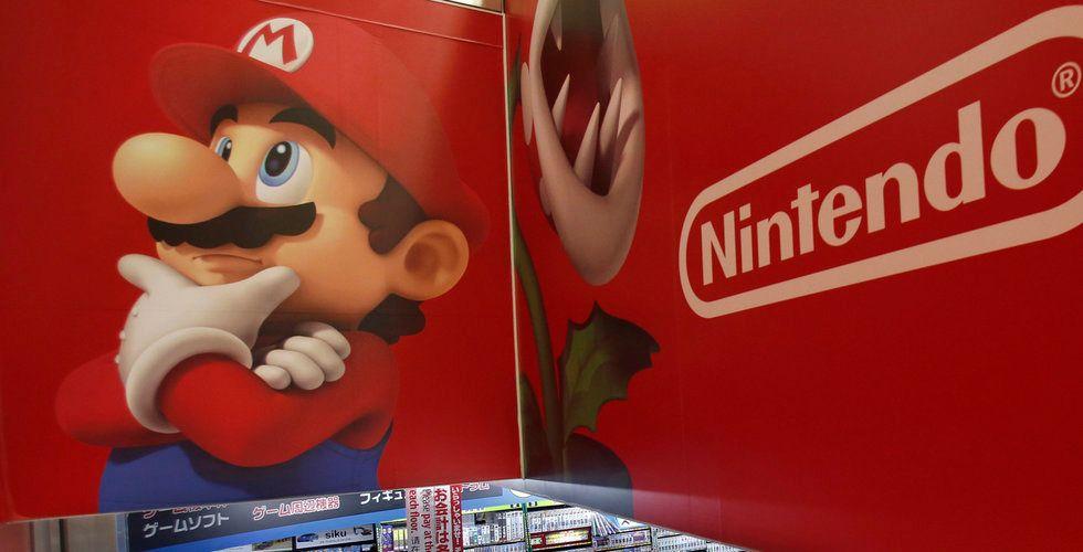 Breakit - Nintendo-aktien faller efter Super Mario-släppet på Iphone
