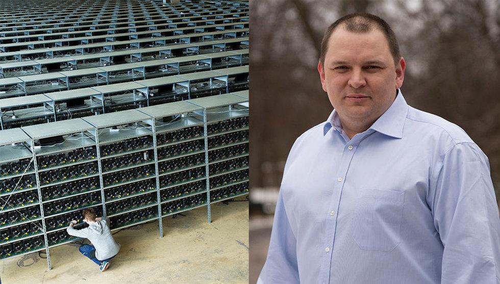 Ett tiotal heltidsanställda tvingas gå från bitcoinbolaget KNC Miner