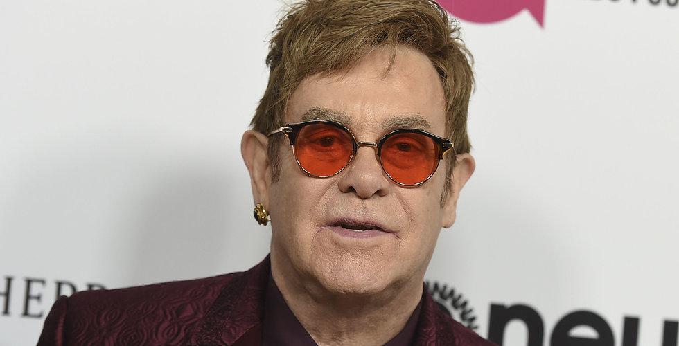 Breakit - Elton John investerade just tungt i en startup där DiCaprio är ägare