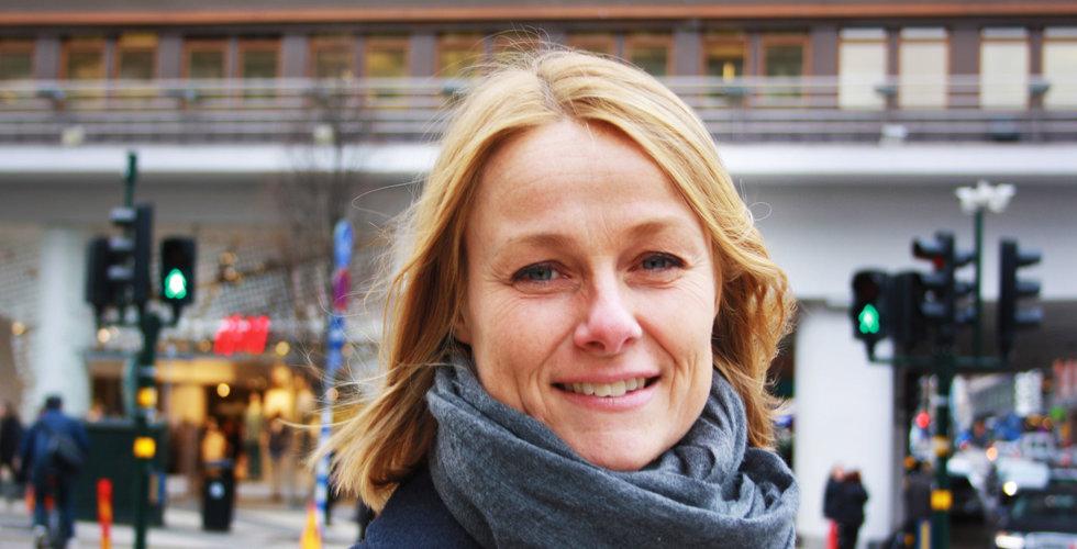 Grundarna Anna Settman och Anders Lindqvist hoppar av riskkapitalbolaget Springfield