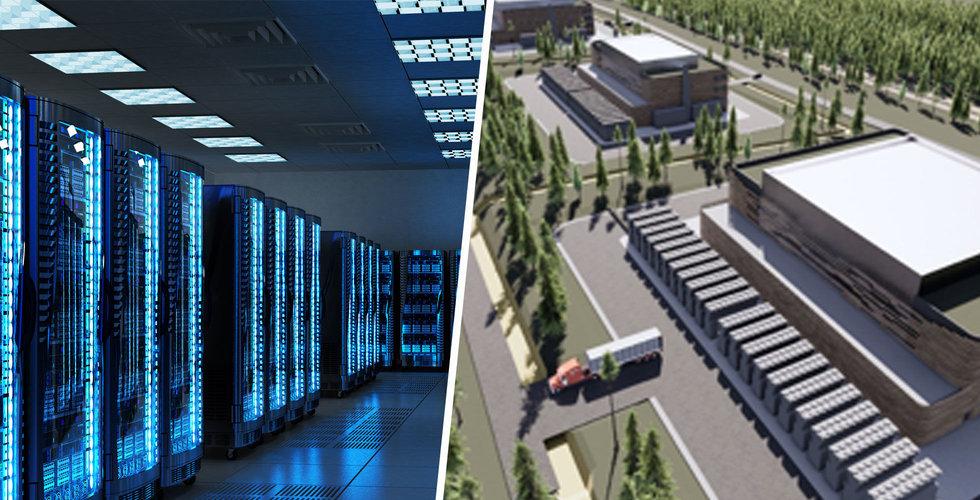 Skellefteå Kraft bygger datacenter – drivs med bara förnybar energi