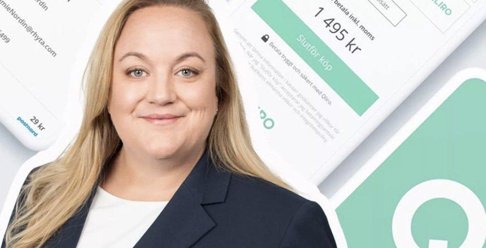 Förlust för fintech-bolaget Qliro – högre kreditförluster tynger