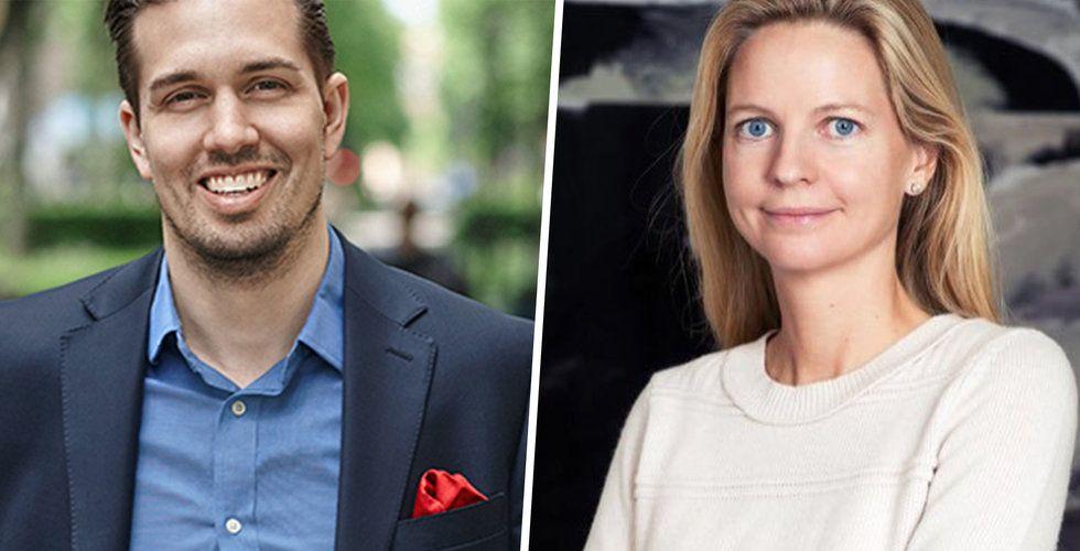 Anna Storåkers investerar i Kreditz – tar plats som styrelseordförande