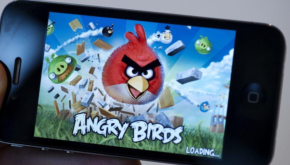 Nytt bakslag för Angry Birds skapare Rovio - gör miljonförlust