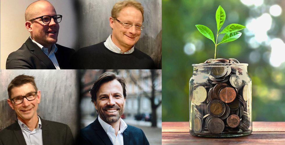 Saminvest satsar 100 miljoner på tech – går in i Spintops fond