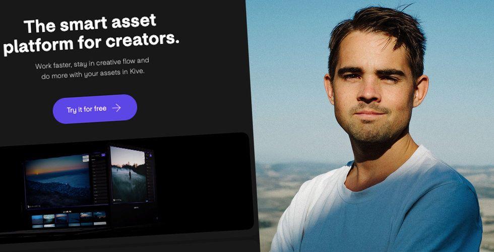 Hans startup är inte (lika) hemlig längre – tar in 15 miljoner