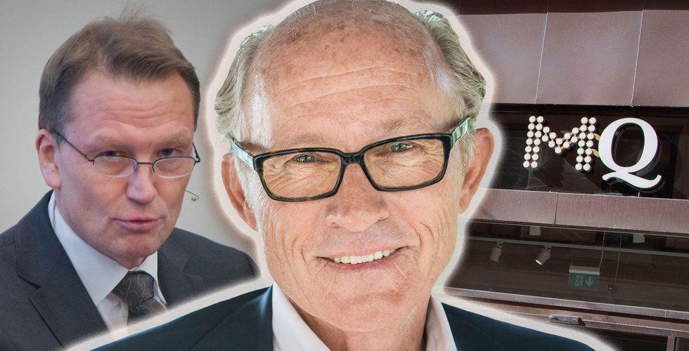 Spelet bakom MQ:s försäljning – så mycket betalade Mats Qviberg (den riktiga siffran)