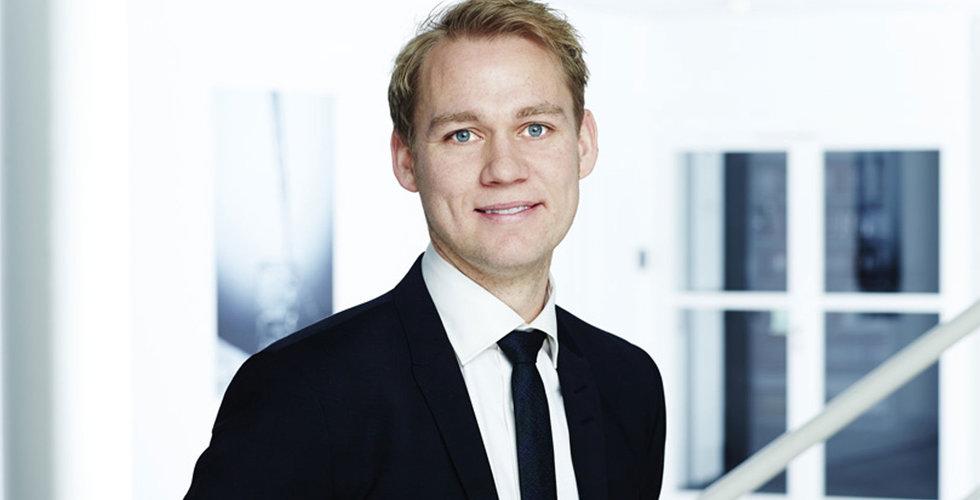 Anders Enevoldsen ny kommunikationschef på Boozt