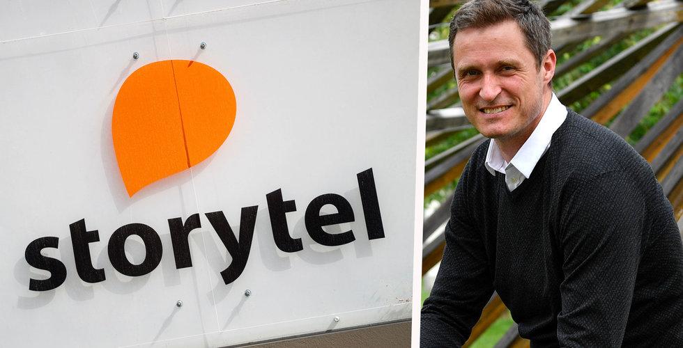 EQT ser massor av förbättrings- och tillväxtområden i Storytel