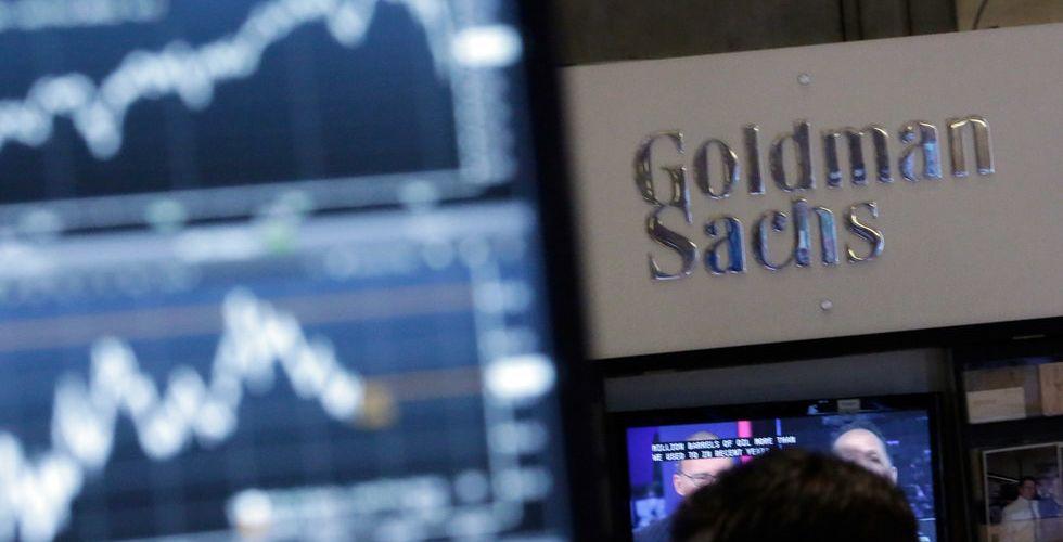 Goldman Sachs köper svenskt - startar finanslabb i Stockholm