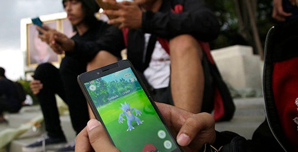 Breakit - Hajpen kring Pokémon Go har fått värdet på Nintendo att dubblas