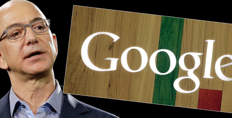 Breakit - Bråket mellan Amazon och Google stoppar Youtube TV