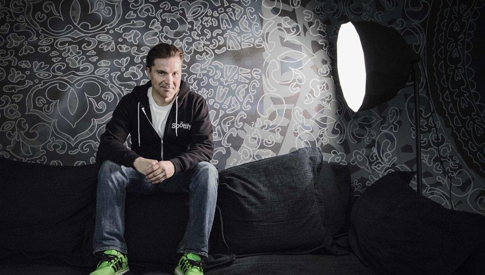 Breakit - Storpost i Spotify till salu - kursen riskerar att bli lägre än i höstas
