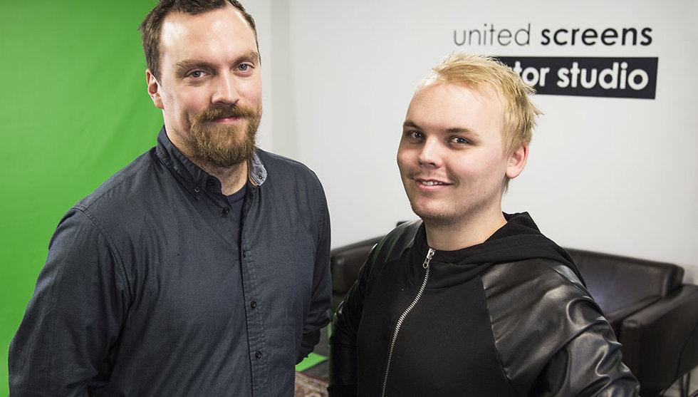 Breakit - United Screens öppnar filmstudio för sina Youtube-stjärnor