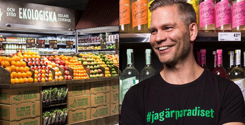 """Breakit - Nu laddar Johannes Cullbergs Paradiset för e-handel: """"Det blir någonting helt nytt"""""""