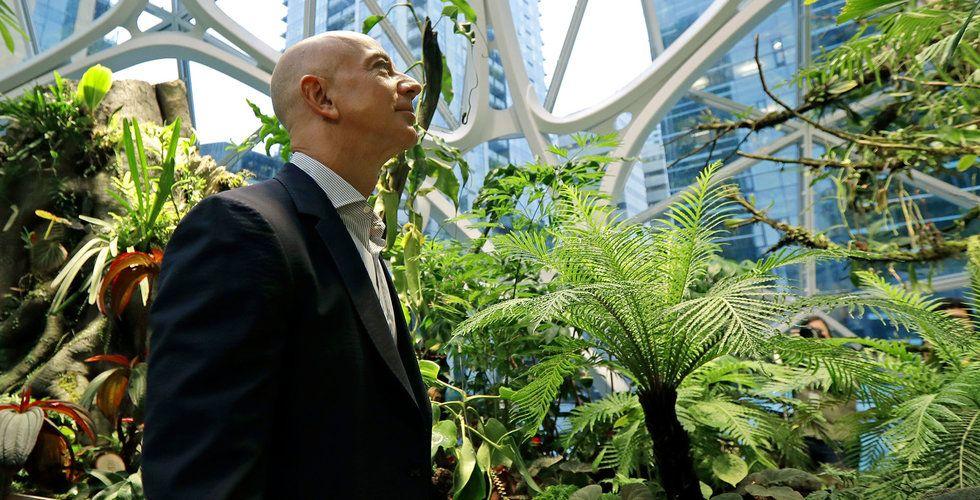 Amazon-grundaren Jeff Bezos ska hjälpa utsatta familjer och starta skolor