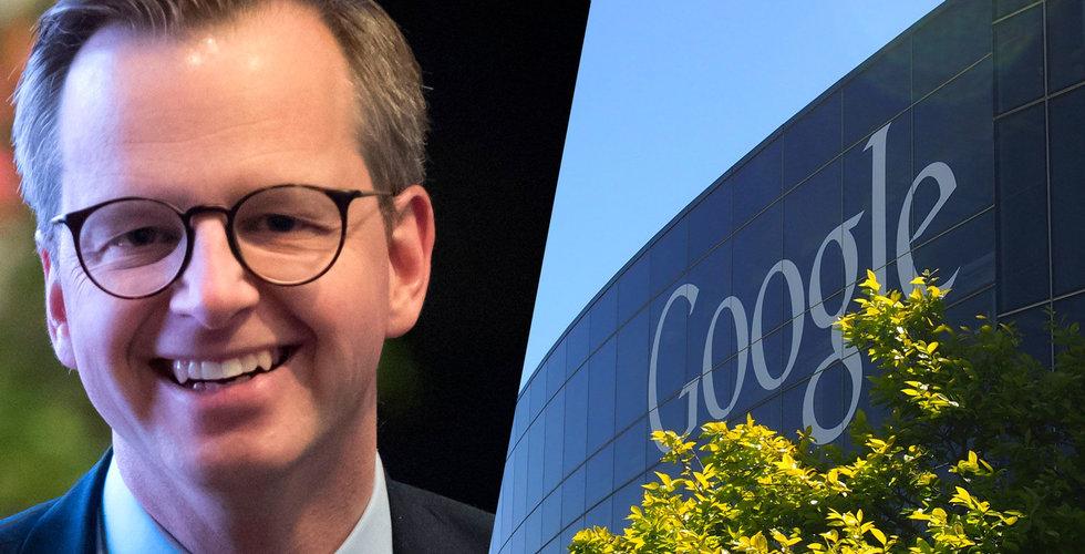 """Damberg efter Googles besked: """"Fler företag kommer att titta på Sverige""""."""